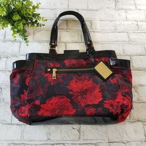 Talbots Floral Print Handbag